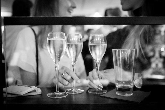 Varberg, السويد: Prosecco och mingel