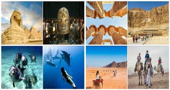 Ausflüge von Hurghada