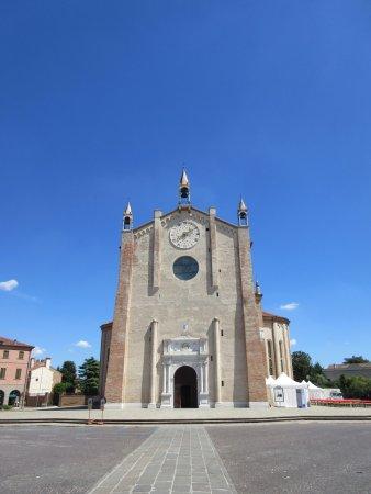 Montagnana, อิตาลี: front view