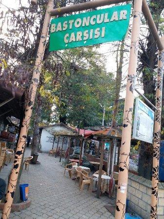 Zonguldak, Turkey: Bastoncular Çarşısı DEVREK