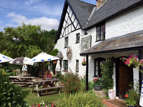 Carey, UK: Cottage of Content