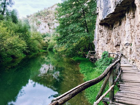 Geopark Iskar - Panega