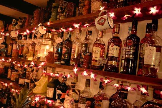 Calheta, Portekiz: We have over 100 rum from around the world