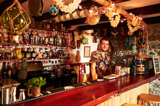 Calheta, Portekiz: Our bar