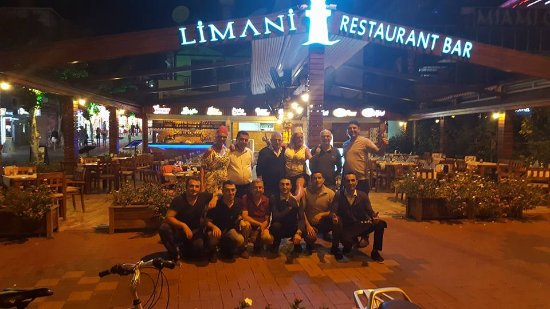 Limani Restaurant Alanya : hey holland