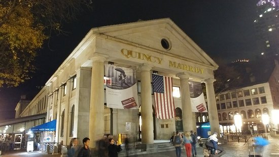 Quincy Market (Boston) - All You Need to Know Before You ...