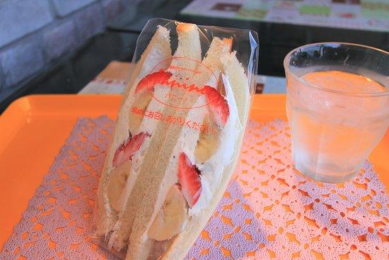 Anjo, Япония: イチゴバナナ