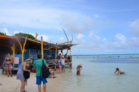 Kralendijk, Bonaire: Jibe City also visited during the island tour