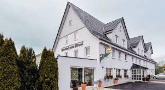 Muensingen, Germany: aktuelle Aussenansicht nach Renovierung