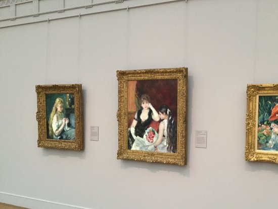Williamstown, MA: Large collection of Renoir