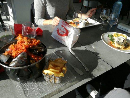 Le scoop carry le rouet restaurant bewertungen for Resto carry le rouet