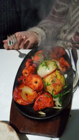 Bengal Spices: Sizzling platter