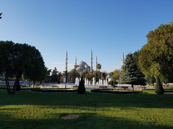 Acra Hotel: Mesquita Azul - Sultanahmet Camii