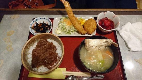Oyama, Japón: みそ家米ぞう