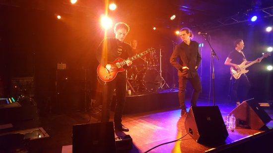 ไซสต์, เนเธอร์แลนด์: Rob Hoeke Band 1