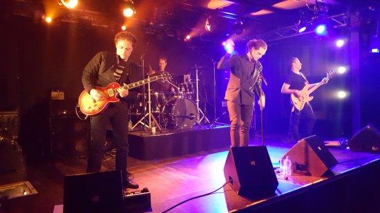 ไซสต์, เนเธอร์แลนด์: Rob Hoeke Band 2