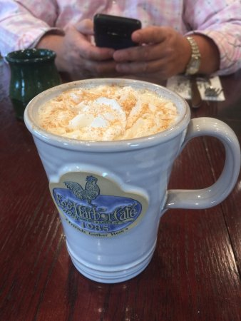 ‪‪Naperville‬, إلينوي: Delicious Pumpkin Spice Latte made by Megan‬