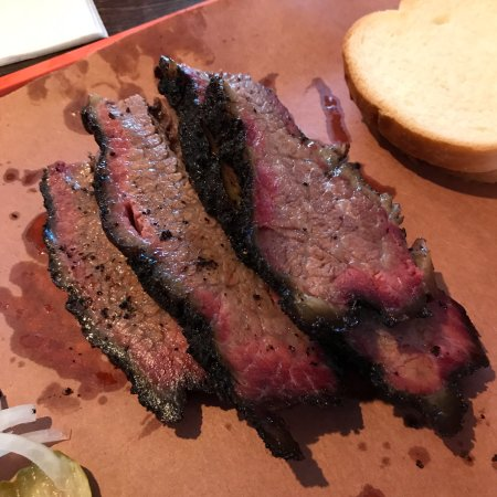 Little Miss Bbq: OMG, brisket is the most flavoravle I've ever had. Melts in your mouth!