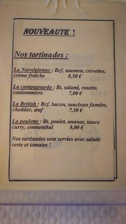 Villebois-Lavalette, Франция: La nouveauté