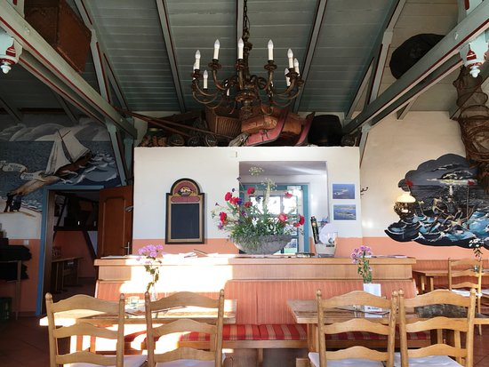 Thiessow, Germania: Gastraum