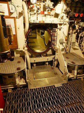 U-Boat Museum: U- Boot Museum Sassnitz