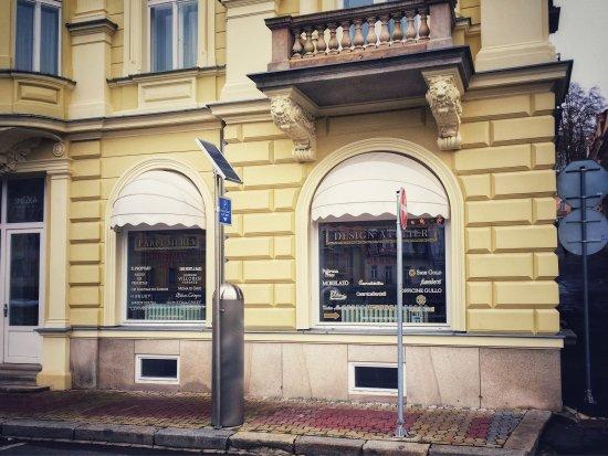 Marianske Lazne, Tjekkiet: RAFINAD Parfumerie