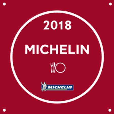 Plaque Restaurant Etoile Michelin