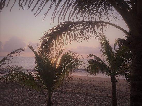 Barcelo Ixtapa: Beach in front of Ixtapa Barcelo