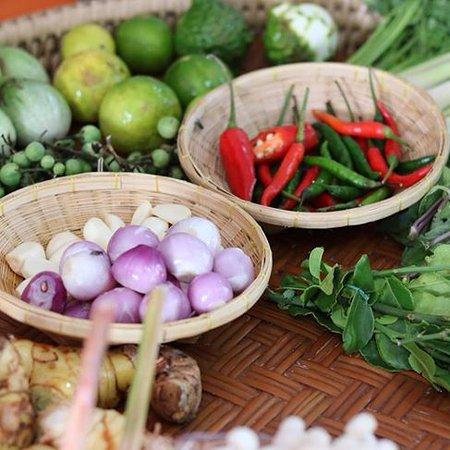 Раваи, Таиланд: Thai herbs