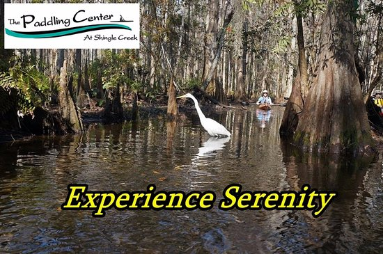 The Paddling Center at Shingle Creek