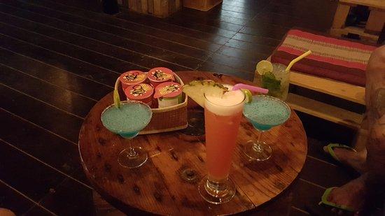 Ko Lipe, Tailândia: Cocktail