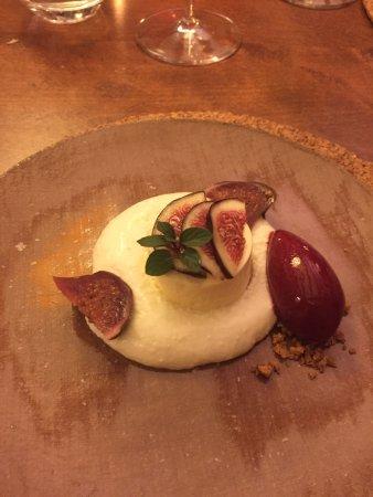 Octon, France: 2ème dessert , toujours sublime