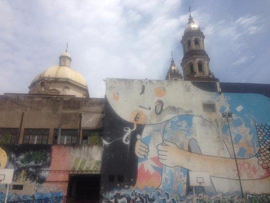 Graffiti Bike Tour Buenos Aires