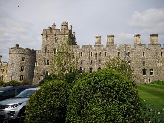 Windsor Castle: castle