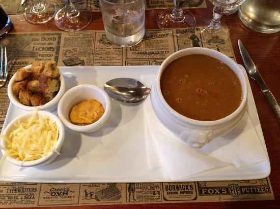 Ares, ฝรั่งเศส: soupe de poissons
