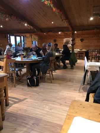 Glebe Farm Tea Room Kettering