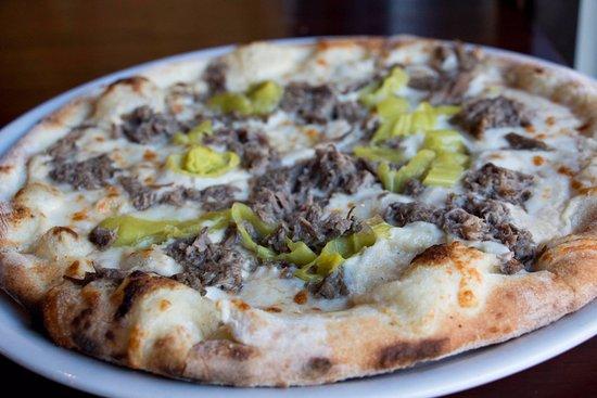 Peel Wood Fired Pizza - Edwardsville Restaurant