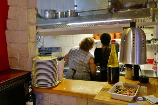 Café Rossio: Portugiesische Küche U003d Fauen  Küche