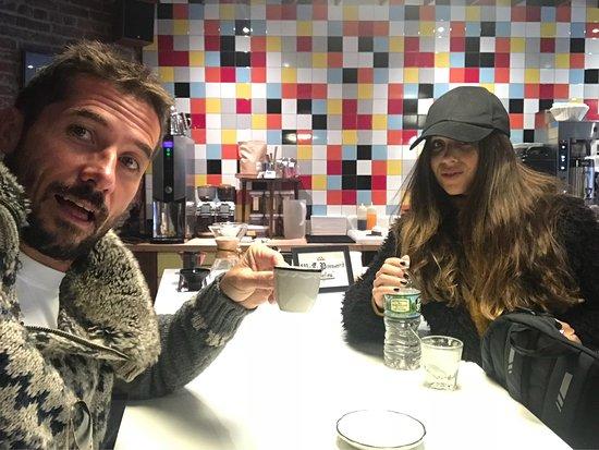 Cafe Via Espresso New York