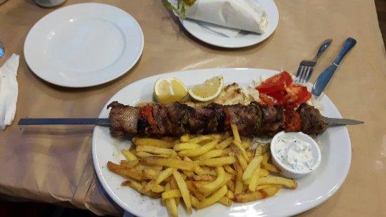 Alimos, Grecia: Piri Piri Grill