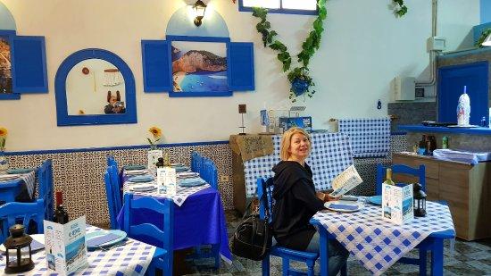 La Matanza de Acentejo, Spanien: Interno ristorante
