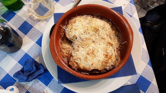 La Matanza de Acentejo, Spanien: Berenjenas al horno con queso