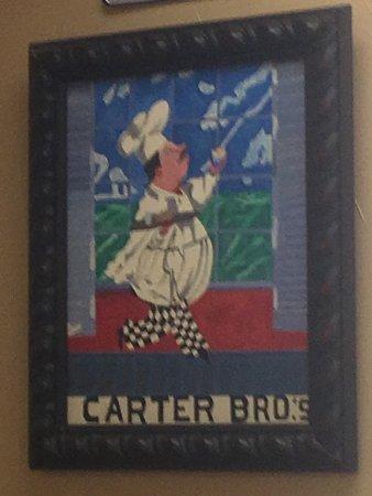 High Point, Caroline du Nord : Carter Brother's BBQ & Ribs