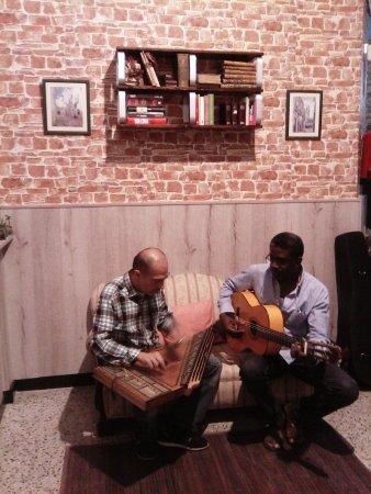 Vila Seca, Spanien: Eventos y musica en directo nos aconpañan a menudo.