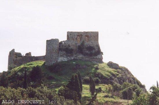 Roccastrada, Italien: Castello di Montemassi 2