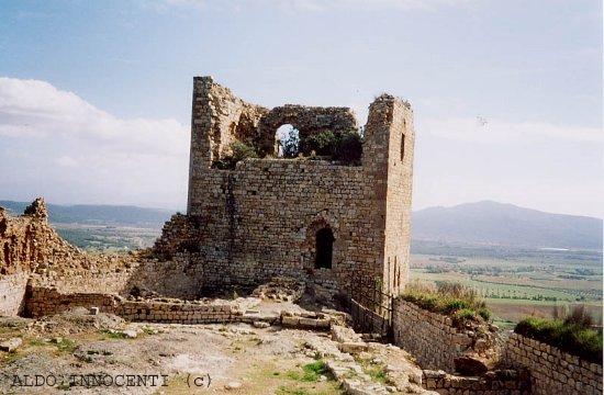 Roccastrada, Italia: Castello di Montemassi 4