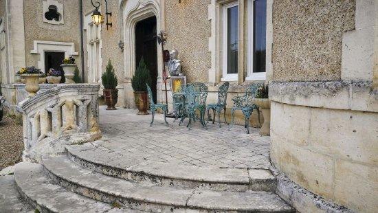 L'Orangerie du Chateau des Reynats: Entrée