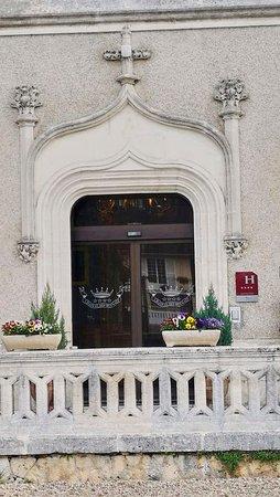 L'Orangerie du Chateau des Reynats : L'entrée