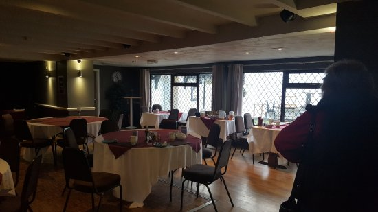 Trefriw, UK: Function room where Breakfast is served