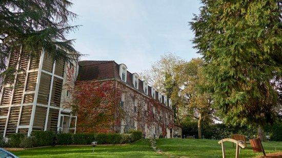 L'Orangerie du Chateau des Reynats : L'orangerie